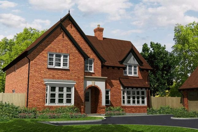 Thumbnail Detached house for sale in Cedar House, Woodlands Walk, Ironbridge