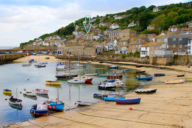 Thumbnail Terraced house for sale in St Clements Terrace, Mousehole, Penzance, Cornwall