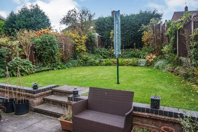 Rear Garden of Yew Lodge, Arnold NG5