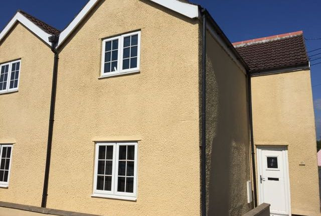 Thumbnail Flat to rent in Saint Marys Road, Meare