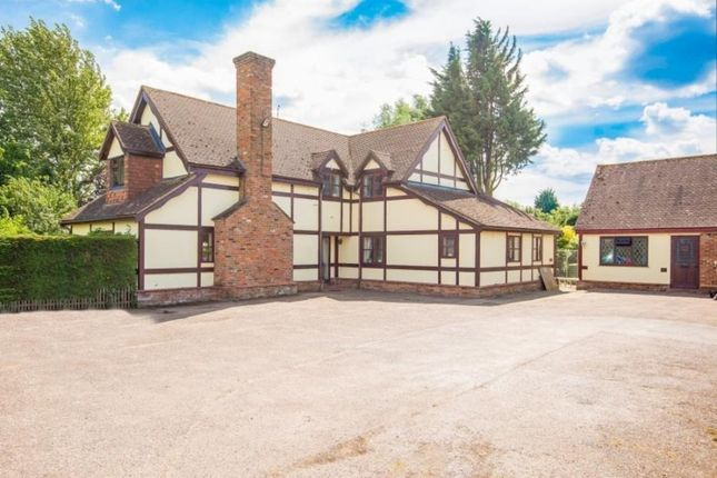 Detached house for sale in Baldock Road, Buntingford