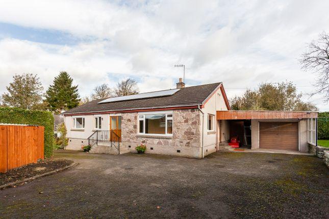 Thumbnail Semi-detached bungalow for sale in Church Lane, Methven