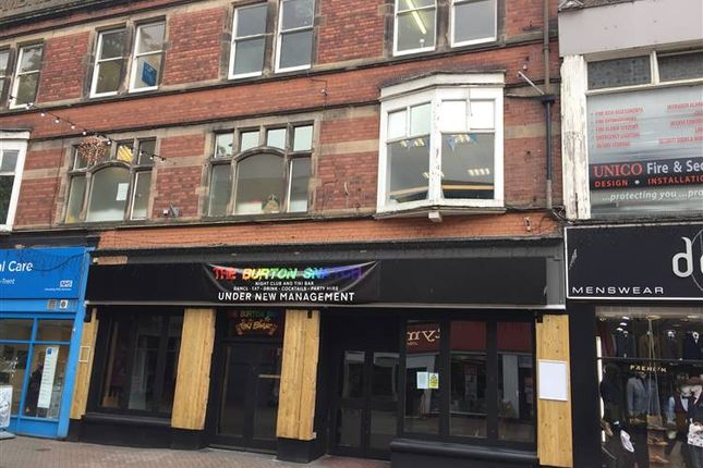 Thumbnail Leisure/hospitality to let in Station Street Business Centre, Station Street, Burton-On-Trent