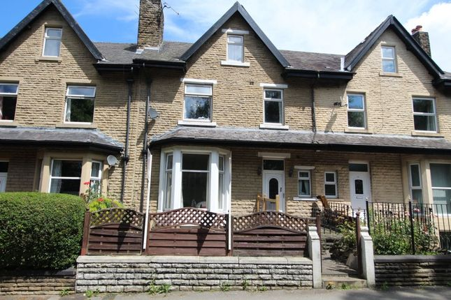 Thumbnail Terraced house to rent in Somerset Road, Almondbury, Huddersfield