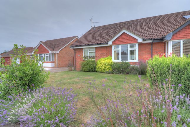 2 bed semi-detached bungalow for sale in Julian Road, North Wootton, King's Lynn PE30