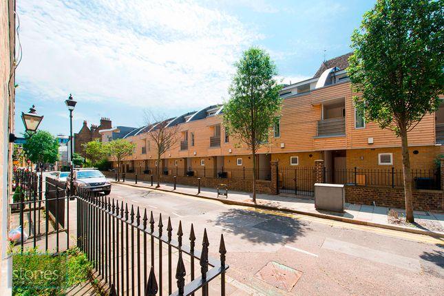 Thumbnail Terraced house to rent in Woodbridge Street, London