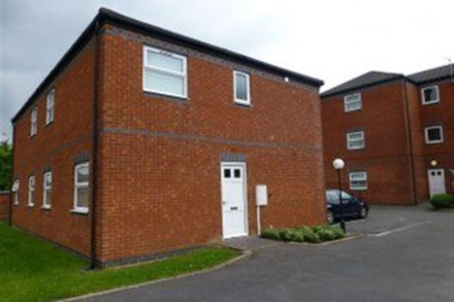 Thumbnail Flat to rent in Cambridge Street, Rugby, Warwickshire