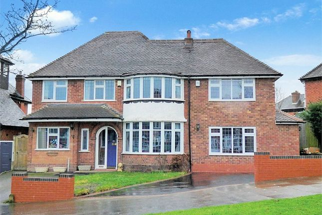Thumbnail Detached house for sale in Kingshill Drive, Birmingham, West Midlands