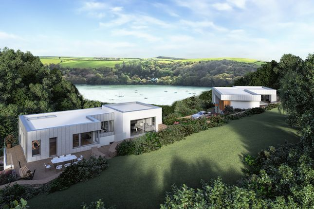 Land for sale in Superb Development Site For Two Houses, Golant, Nr. Fowey