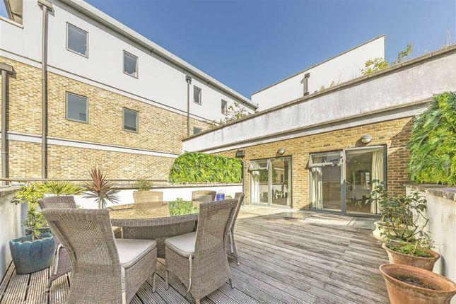Thumbnail Flat for sale in Ebenezer Street, London