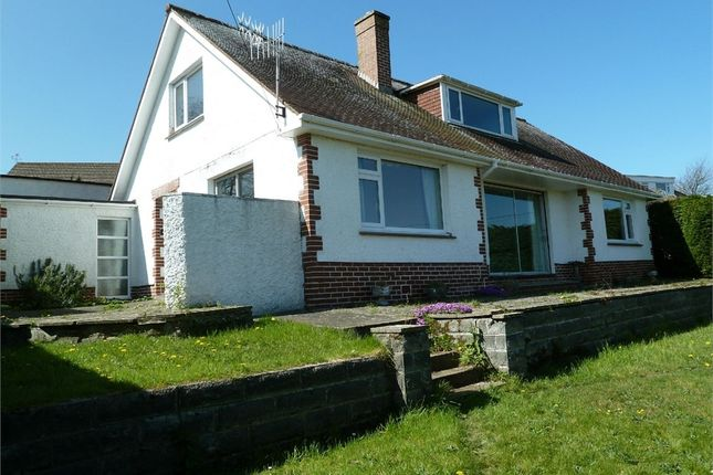 Thumbnail Detached bungalow for sale in Penrhiw, St Dogmaels, Cardigan, Pembrokeshire