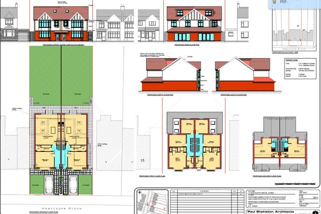 Thumbnail Property for sale in Heathcote Grove, Chingford, London