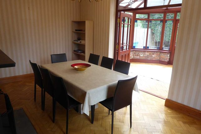 Dining Room of Ash Grove, Heald Green, Cheadle SK8