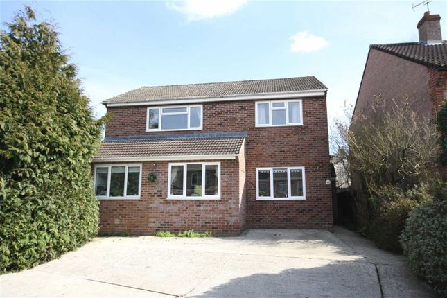 Thumbnail Detached house for sale in St Peters Close, Chippenham, Wiltshire