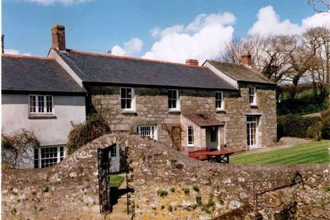 Thumbnail Property to rent in Coombe, St. Austell