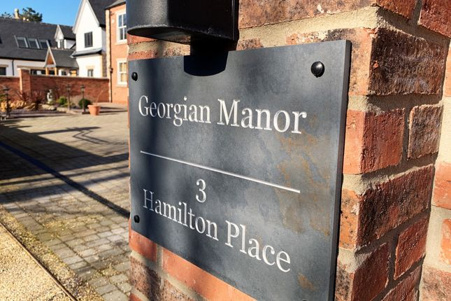 Thumbnail Detached house for sale in Hamilton Place, Melton Mowbray