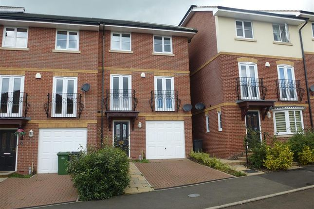 Thumbnail Town house for sale in Etchingham Drive, St. Leonards-On-Sea