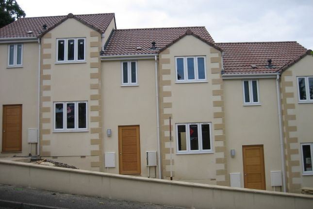 Thumbnail Terraced house to rent in Shophouse Road, Bath