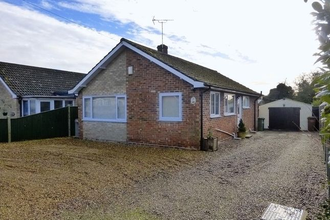 2 bed detached bungalow for sale in St. Nicholas Way, Potter Heigham, Great Yarmouth