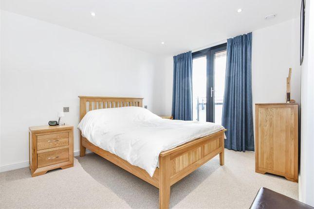 Master Bedroom of Ocean Way, Ocean Village, Southampton SO14