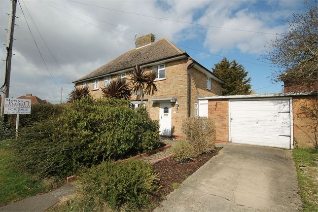 Thumbnail Semi-detached house for sale in Bemerton Gardens, Kirby Cross, Frinton-On-Sea