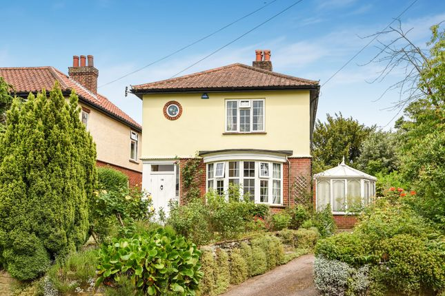 Thumbnail Detached house for sale in Heigham Grove, Norwich