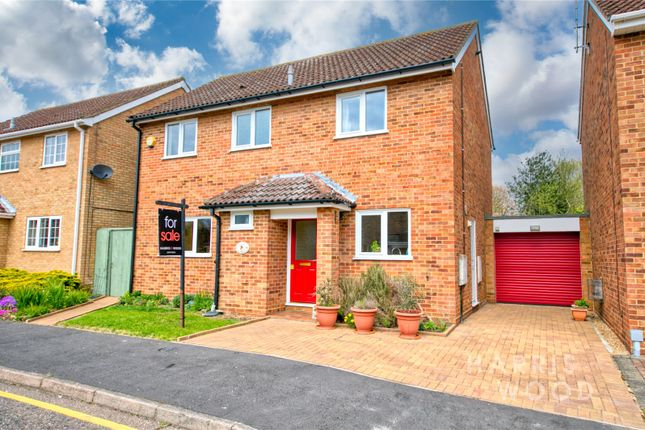 4 bed detached house for sale in The Paddocks, Witham CM8