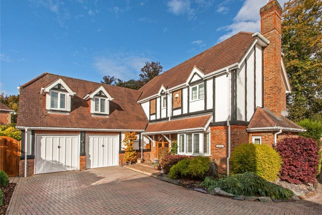 Thumbnail Detached house for sale in Cliddesden Court, Basingstoke, Hampshire