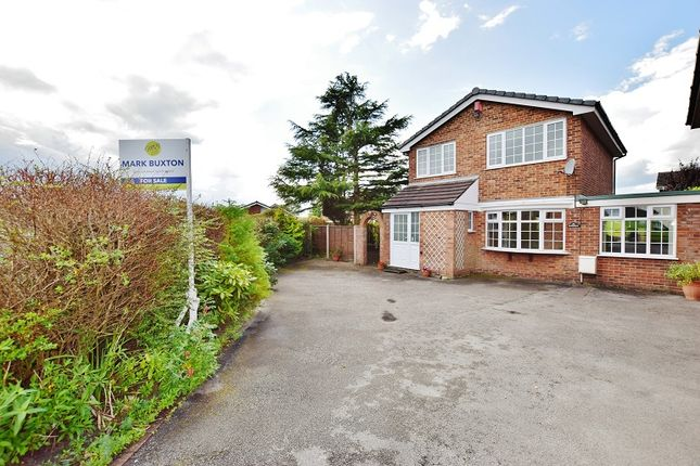 Thumbnail Link-detached house for sale in Stephens Way, Bignal End