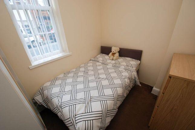 Bedroom of Hyde Street, South Shields NE33