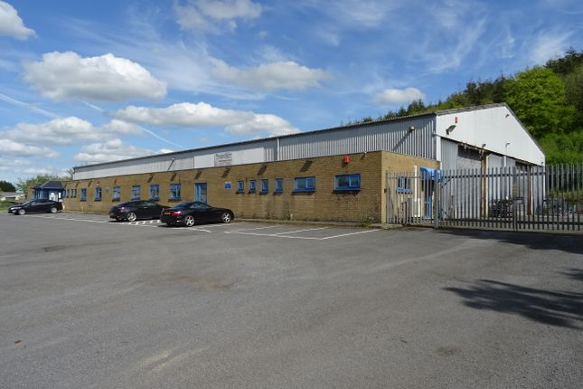 Thumbnail Warehouse for sale in Alltycnap, Johnstown