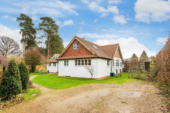 Thumbnail Link-detached house for sale in Hever Castle Private Road, Hever