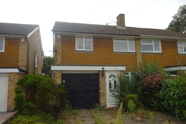 Thumbnail Property for sale in 41 Oakmount Road, Chandler's Ford, Eastleigh, Hampshire