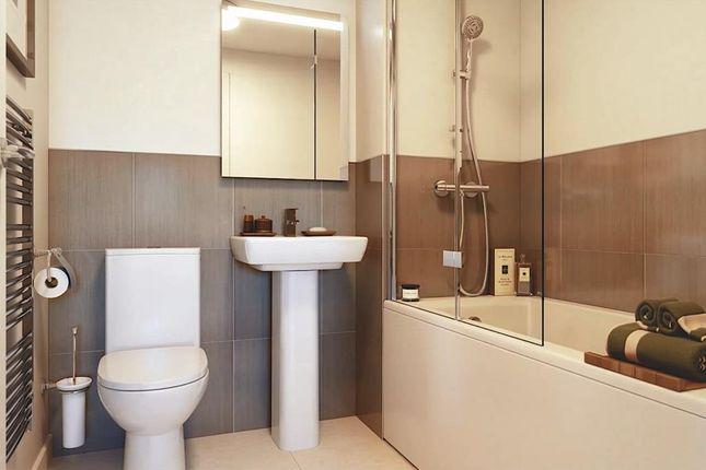 Lauriston Townhouse Bathroom