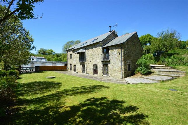 Thumbnail Detached house for sale in Bere Alston, Yelverton