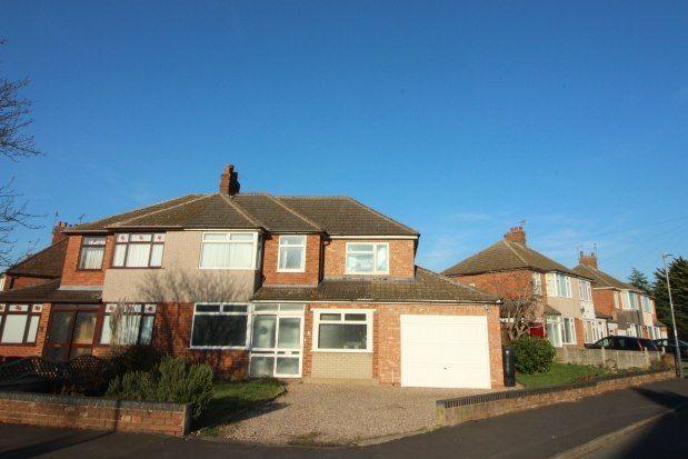 Thumbnail Property to rent in Whitnash, Leamington Spa