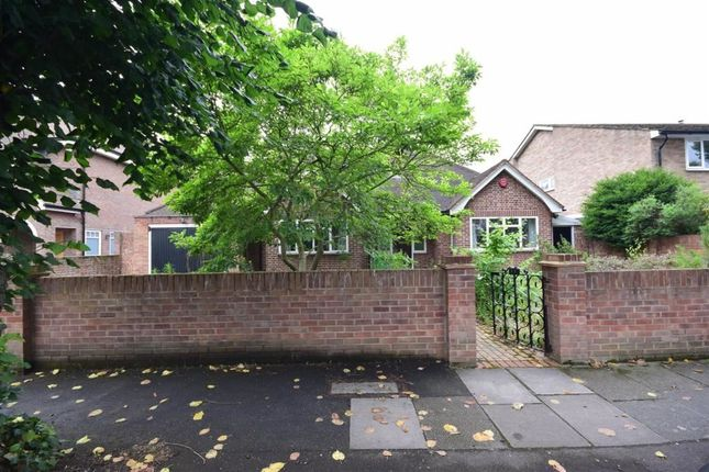 Thumbnail Bungalow for sale in Cole Park Road, Twickenham