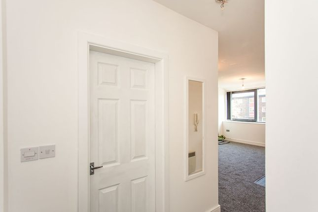 Entrance Hall of Queen Street, Wakefield, West Yorkshire WF1
