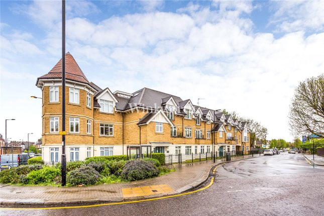 Thumbnail Flat for sale in Pasters Court, 1B Trinity Avenue, Enfield