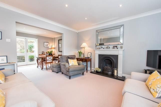 Thumbnail Semi-detached house for sale in Bramley, Guildford, Surrey