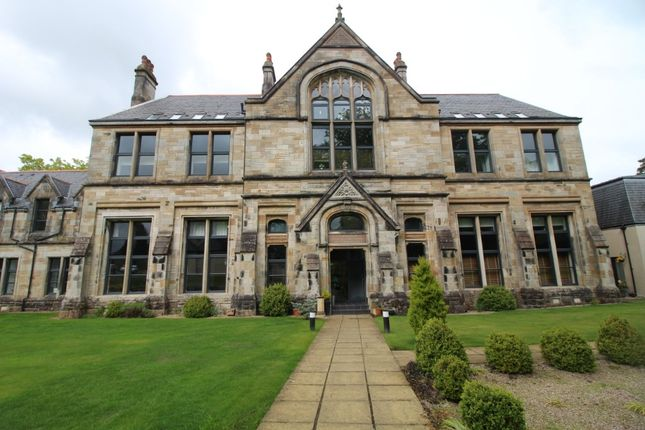 Thumbnail Flat for sale in School House, Bridge Of Weir, Renfrewshire