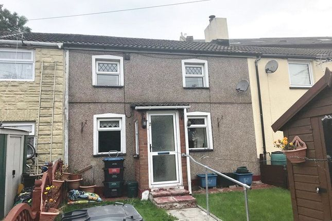 1 bed terraced house to rent in Wesleyan Row, Ebbw Vale NP23