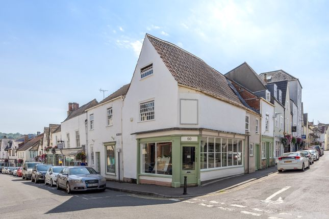 Thumbnail Town house for sale in Long Street, Wotton-Under-Edge