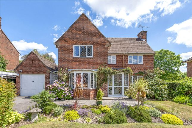 Thumbnail Detached house for sale in Marlborough Road, Chandler's Ford, Hampshire