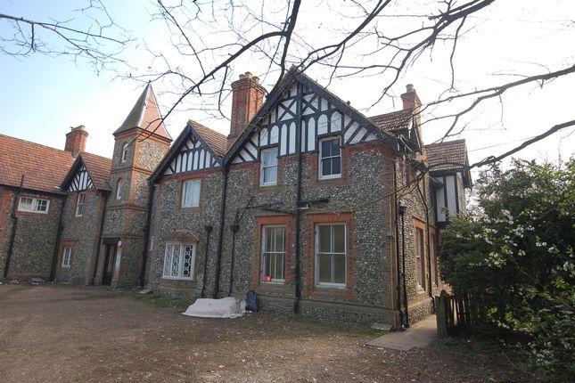 Thumbnail Flat to rent in Woodlands Park, Brandon Road, Mildenhall, Bury St. Edmunds
