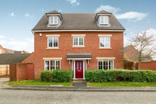 Thumbnail Detached house for sale in Dolcey Way, Sharnbrook, Bedford, Bedfordshire
