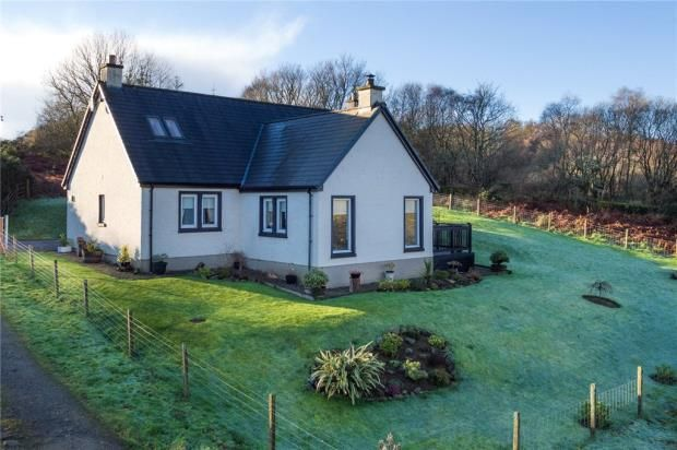 Thumbnail Detached house for sale in Whitehouse, Tarbert, Argyll And Bute