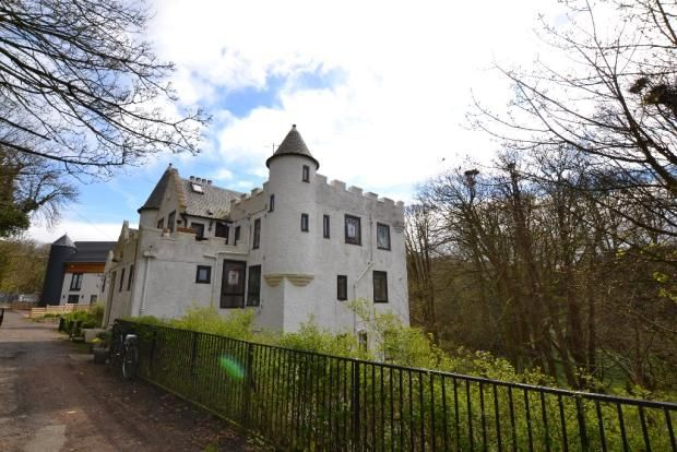 Thumbnail Flat for sale in Glenbryde Mill, Seamill