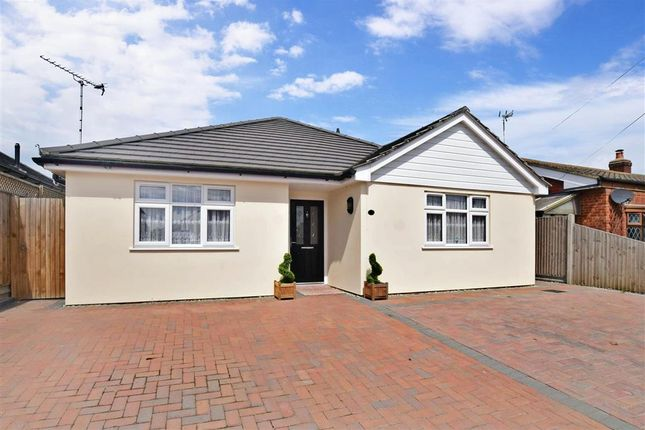 Thumbnail Detached bungalow for sale in Talbot Avenue, Herne Bay, Kent