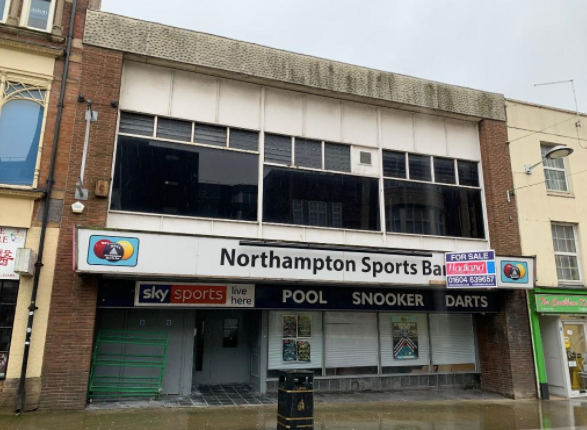 Retail premises for sale in Gold Street, Northampton